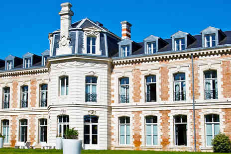 Hotel & Spa du Chateau  - All encompassing relaxatione near Frances L ile de Re. - Save 32%