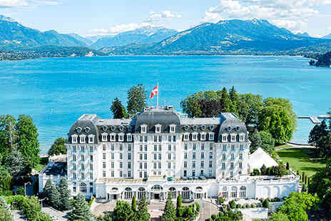 Imperial Palace  - Lakeside luxury in the beauty and tranquillity of the French Alps - Save 38%