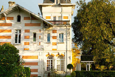 Hotel l Yeuse  - Relaxation and indulgence in the home of Cognac  - Save 54%