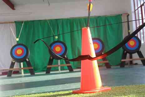 Instinct Archery NI - 30 Minutes of Archery for Up to Four - Save 0%