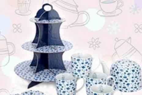 Wow eStores - Tetley Tea Folk Tableware Set - Save 55%