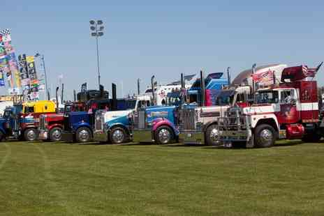 Truckfest South - Truckfest South in Newbury Tickets On 28 to 29 May - Save 0%