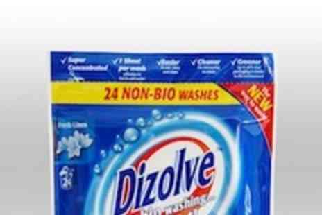 Dizolve - Bio degradable laundry sheets  the revolutionary way to wash your clothes - Save 53%
