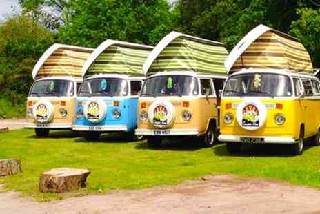 New Forest VW Camper Hire - Three Night VW Camper Hire For Up to Four  - Save 50%