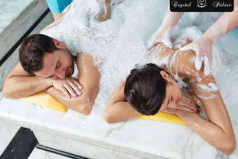 Crystal Palace Spa - Hammam Spa Experience with Full Body Mask - Save 63%