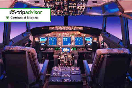 Flight Simulators Midlands - Flight simulation experience - Save 51%