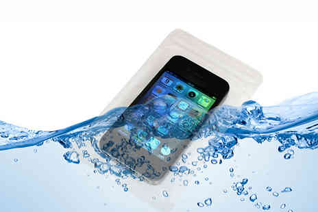 Tooltime - Waterproof Phone Pouch - Save 85%