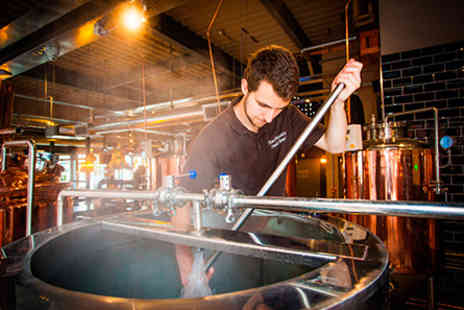 Brewhouse & Kitchen - Full Day Brewery Experience with Lunch and Beer Tastings - Save 0%