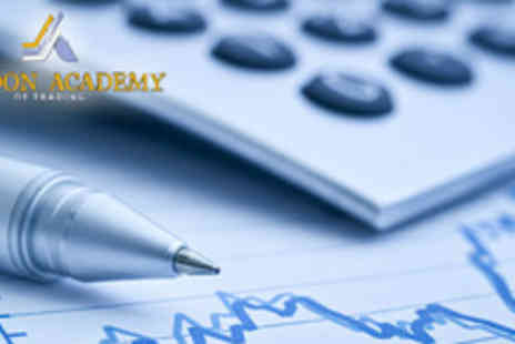 The London Academy - One day introduction to financial markets trading - Save 88%