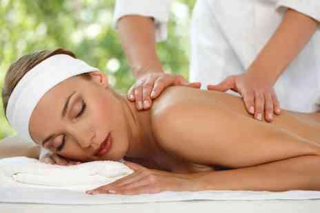 PureSun - 60 Minute Swedish Massage with Optional 30 Minute Organic Facial - Save 50%