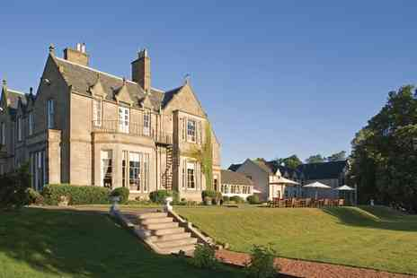 Norton House Spa - Afternoon Tea with Bubbly for Two - Save 49%
