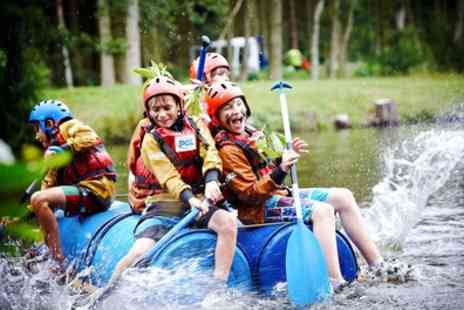 PGL Adventure Holidays -  Four or Seven Nights Stay For 1 Child With Meals and Activities - Save 55%