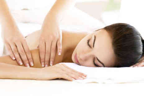 A Touch of Beauty  - Back, Neck, and Shoulder Massage - Save 0%