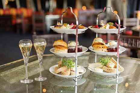 The Crazy Bear - Premium Champagne afternoon tea - Save 51%