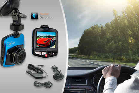 Xpress Buyer - in car DVR camera - Save 80%