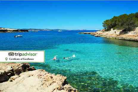Cheap Cost Holidays - Three, Four Or Five night Ibiza break including return flights  - Save 28%