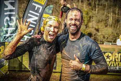 Born Survivor - Entry to Born Survivor Event for One, Two or Three, Weston Park, Telford 16 July - Save 0%