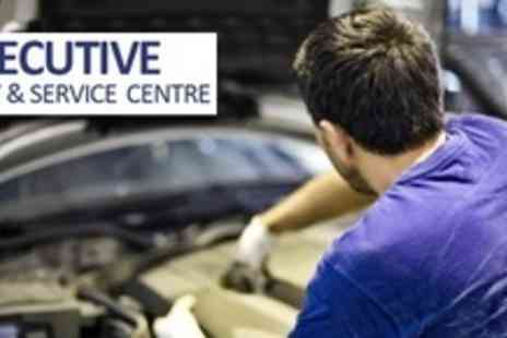 Cardiff MOT Service - 54 Point Service With Oil Change Plus Pick up and Delivery - Save 80%