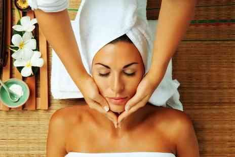 HMB Salon - 90 minute pamper package including two treatments - Save 0%