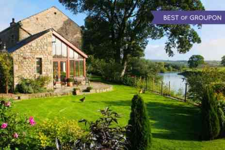 Riverside Barn - Two to Four Nights stay For Two With Luxury Breakfast Hamper - Save 40%
