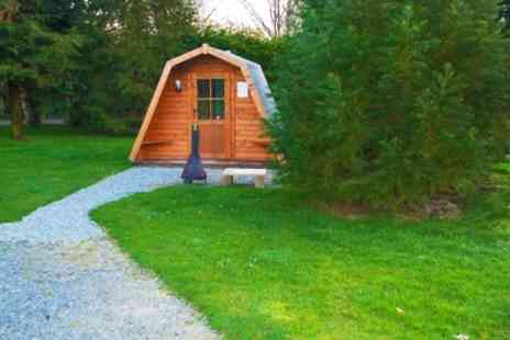 Greenway Touring and Glamping - Two Night Glamping Pod Stay For Two  - Save 0%