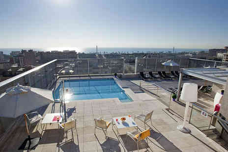 Ilunion Barcelona - Four nights Stay in a Standard Room - Save 70%