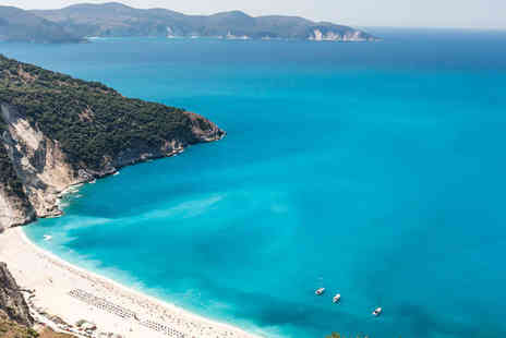 Kefalonia Grand - Fourteen nights Stay in a Classic Double Side Sea View Room - Save 70%