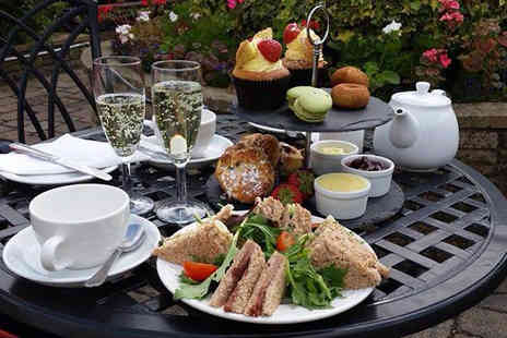 Park Head Hotel - Afternoon tea for two including a glassy of bubbly each - Save 53%