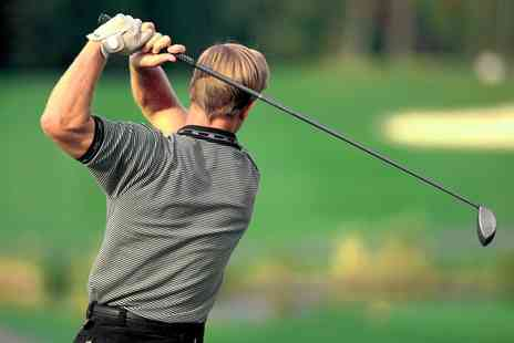 Glynneath Golf Club - Round of Golf For Two - Save 53%