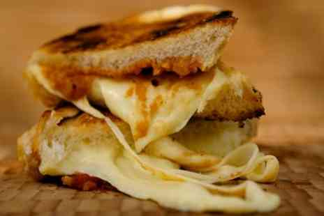 Cheese Posties - One Week Toasted Cheese Sandwich Delivery Subscription - Save 50%