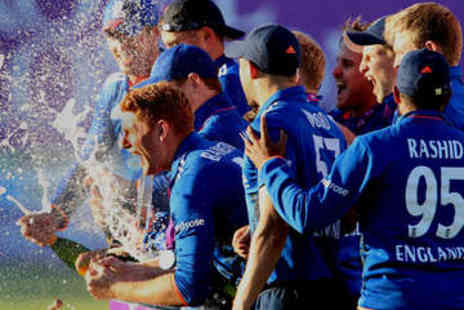 Durham County Cricket Club - Hospitality Cricket Package England vs Sri Lanka - Save 0%