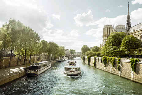 Citadines Saint - Travel through the centuries with ease in this central Paris location  - Save 40%