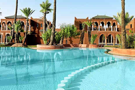 Dar Lamia  - Elegant, boutique hotel & spa, for an intimate stay in Moroccos Red City  - Save 53%