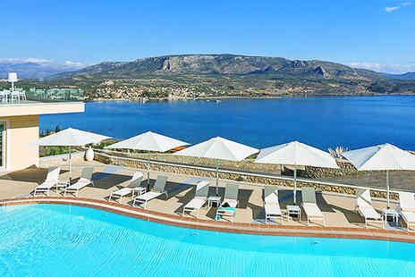 Princess Kyniska Suites - Olympic heights of hospitality in the beautiful Peloponnese - Save 36%