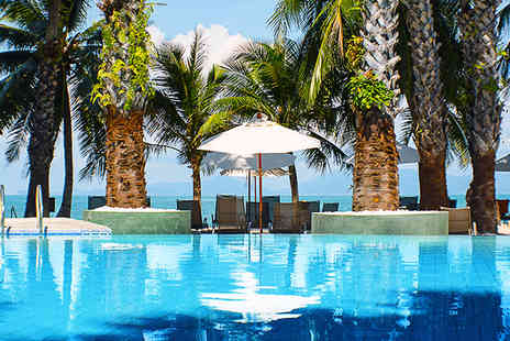 Ocean Paradise Beach Resort  - A slice of paradise on the peaceful shores of Koh Samui - Save 55%