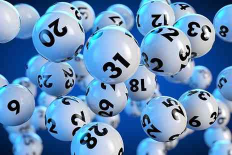 Lotto Plus - Two draws over one week in the EuroMillions - Save 50%