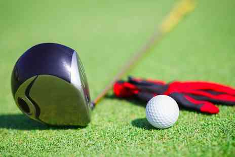 Fore Right Golf  - Golf Simulator Session or 30 Minute Golf Lessons - Save 0%