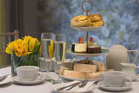 The Orchid Hotel - Afternoon Tea with Prosecco for Two  - Save 0%