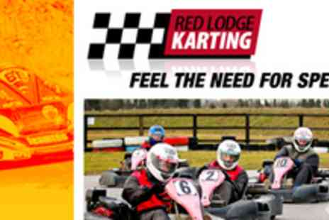 Red Lodge Karting - Speedy 30 Minute Karting Session In A 160cc Or A 200cc Kart - Save 50%
