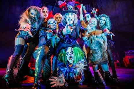 The Circus of Horrors - The Circus of Horrors One Ticket on 26 March - Save 52%