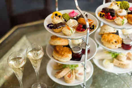 The Crazy Bear - Premium Champagne Afternoon Tea - Save 50%