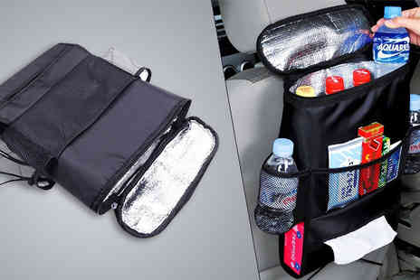 Gagala - Insulated Multi Function Back Seat Organiser - Save 0%