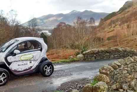 Keswick Brewing Company -  Lake District Full Day Electric Car Hire  - Save 50%