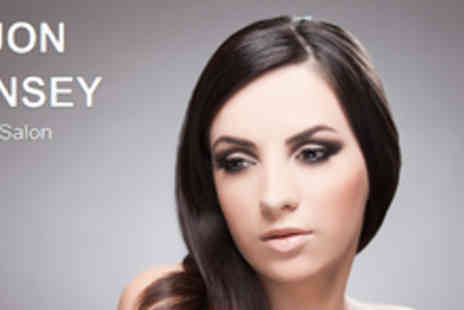 Jon Kinsey Salon - Cut, conditioning treatment, head massage and  finish - Save 50%