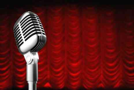 Jokers Comedy Club - Jokers Comedy Club Two or Four Tickets - Save 57%