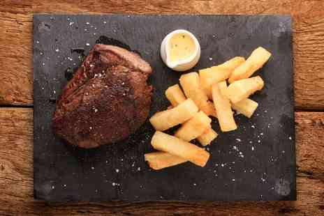 The Galleon Steakhouse - Two Course Lunch for One, Two or Four - Save 0%