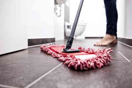 RCS Cleaning - Deep House Clean for Up to Seven Bedrooms - Save 32%