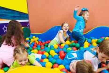 Kidz 2 Play - Two hour soft play party for up to ten children - Save 64%