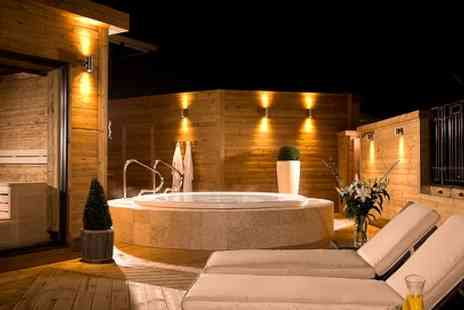 Mottram Club & Spa - Personalised facial and soothing foot massage - Save 53%