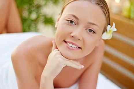 Lana Beautique - 60 Minute Massage With Fizz and an Optional Manicure For One or Two  - Save 35%